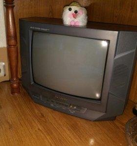 Телевизор sharp в отличном состоянии