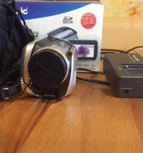 Видеокамера Panasonic SDR - H20