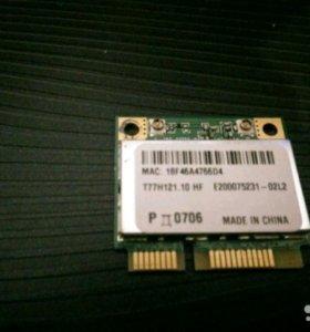 Wi-Fi модуль ноутбука 150 мбит/с