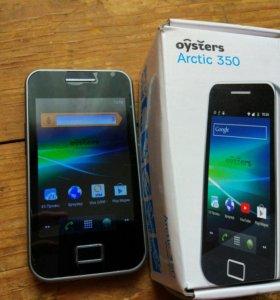 Смартфон Oysters Arctic 350