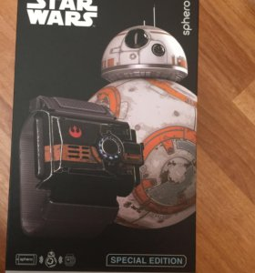 Sphero Star Wars BB-8 droid + Force Band