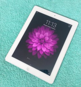iPad 4. 32Gb. 3G + Wi-Fi