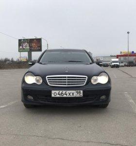 Mercedes-benz C-класс 2.2 МТ