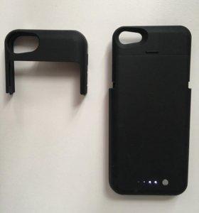 Чехол -зарядка для iPhone 5,5S