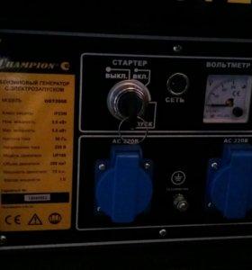 АРЕНДА. Бензогенератор 5,5 кВт.