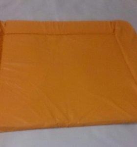 Подкладки на пеленальный столик (комод)