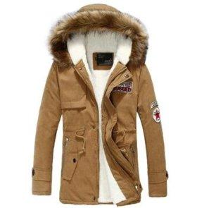Новая мужская куртка.Парка.