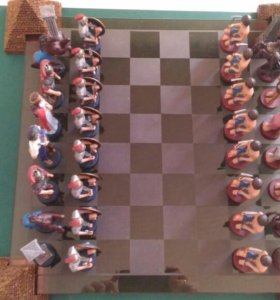 Шахматы Рим и Египет