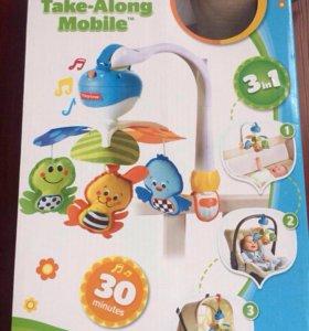 Мобильная игрушка tiny love