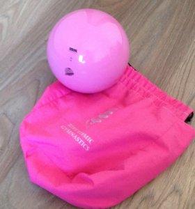 Гимнастический мяч (с чехлом). SASAKI