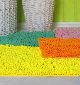 Махровые ковры ручной работы