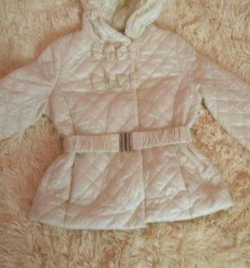 Куртка для девочки-подростка