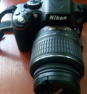 Nikon d5100 18-55