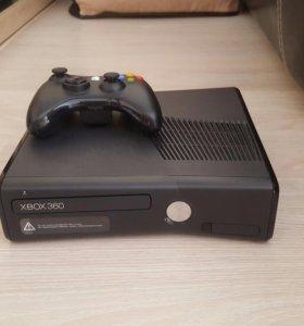 Xbox 360 250 gb, прошитый
