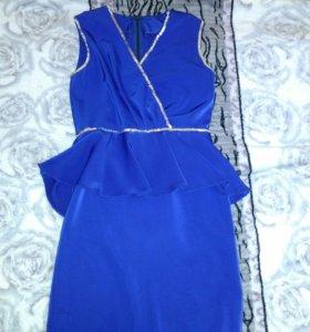 Платье вечернее на девочку 10-11 лет