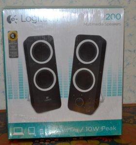 Акустическая система 2.0 Logitech Z200