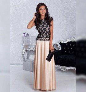 Вечернее платье Mira Cezar