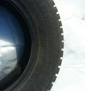 1Летнее колесо, две зимних покрышки