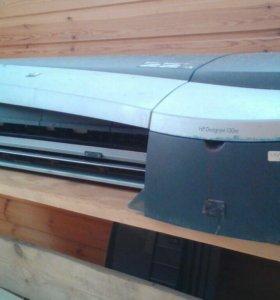 Цветной принтер HP Designjer 130 nr