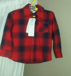 Рубашка Gj (12-24 мес) новая