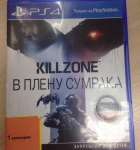 Диск на PS 4