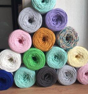 Трикотажная пряжа для ручного вязания