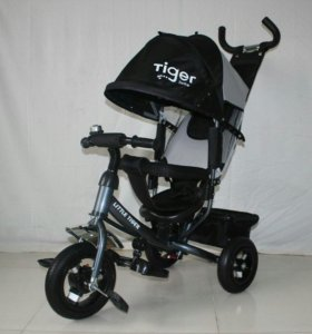 Новый трехколесный велосипед с надувными колесами