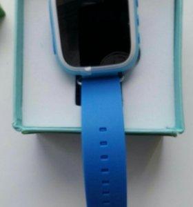 Новые детские часы с gps Q60s(Q80)smart baby watch