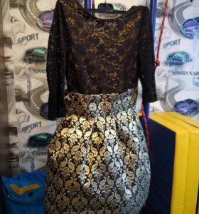 Обалденное платье, суперцена!!!!!!!