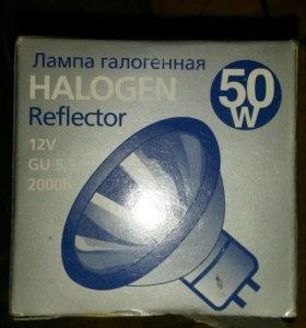 Лампа галогеновая mr 16