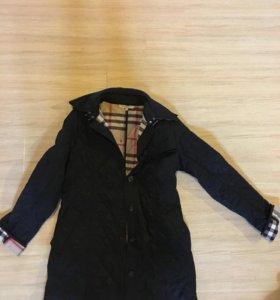 Куртка-плащ Burberry новый