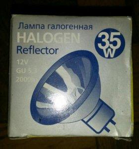 Лампа галогеновая mr 16.