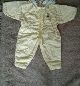 Комбинизон для 1-2 месяцого ребёнка