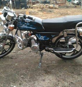Мотоцикл ALPHA 72 СРОЧНО..