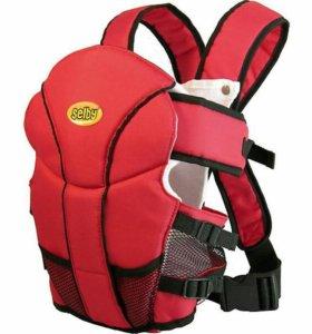 Новый рюкзак-кенгуру Selby Люкс