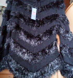 Платье,кофта р.42