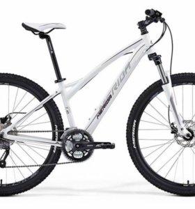 Женский велосипед Merida JULIET 7.40 D