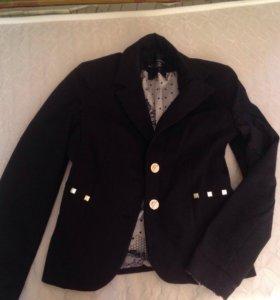 Идеальный чёрный пиджак!