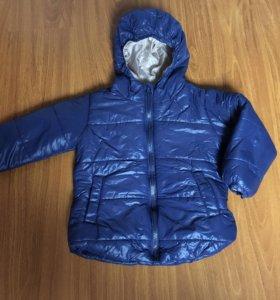 Куртка детская новая 100
