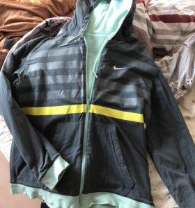 Кофта- куртка весенняя Nike