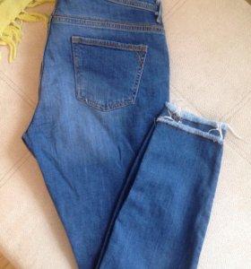 Новые джинсы,44-46 размер