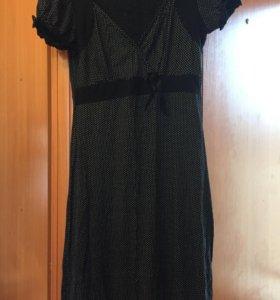 Платье и блузка по