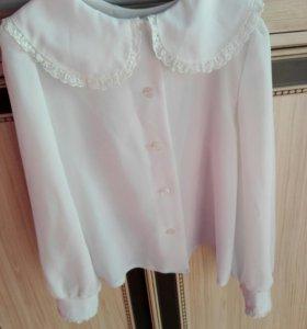 Блузки на первоклассницу