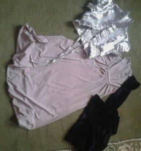 Платье+ 2 болеро