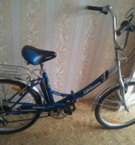 Продам велосипед Байкал.