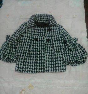Пальто на девачку