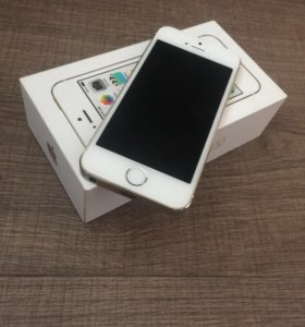 Срочно! iPhone 5s gold