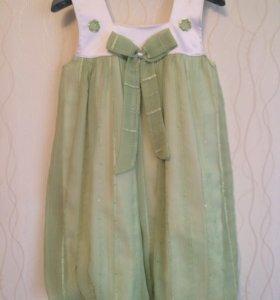 Платье для девочки 116-122 5-7 лет