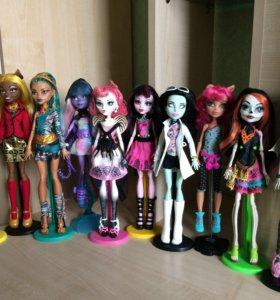 Куклы Монстр хай Monster high dolls