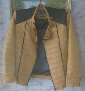 Куртка мушская новая